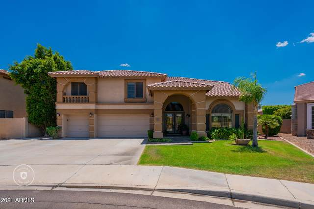 7315 W Buckskin Trail, Peoria, AZ 85383 (MLS #6256843) :: Yost Realty Group at RE/MAX Casa Grande