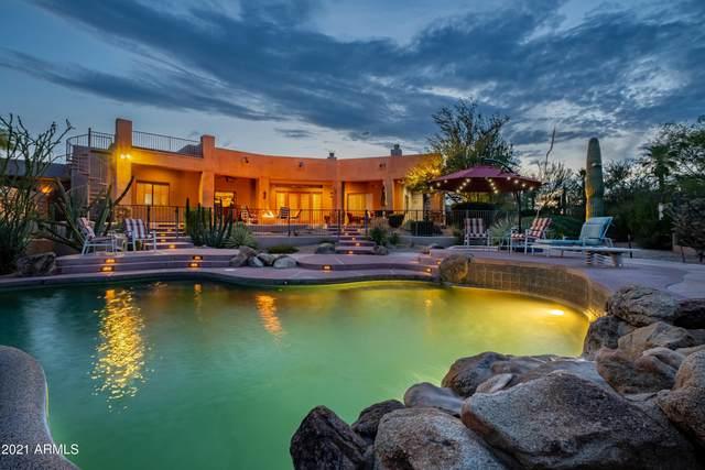 14230 E Gloria Lane, Scottsdale, AZ 85262 (MLS #6256880) :: Yost Realty Group at RE/MAX Casa Grande