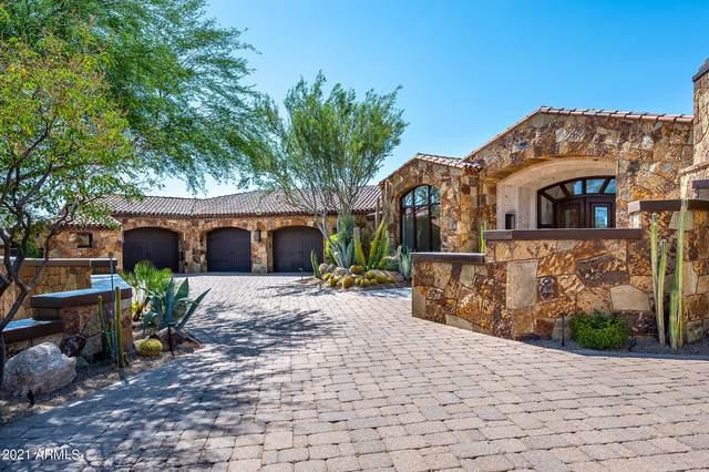 7552 E Whisper Rock Trail, Scottsdale, AZ 85266 (MLS #6256883) :: The Daniel Montez Real Estate Group