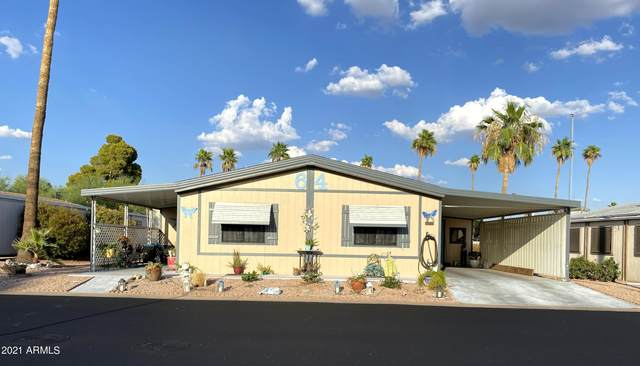9302 E Broadway Road #64, Mesa, AZ 85208 (MLS #6256940) :: Yost Realty Group at RE/MAX Casa Grande