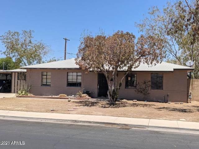 100 E 7TH Drive, Mesa, AZ 85210 (MLS #6256941) :: Devor Real Estate Associates
