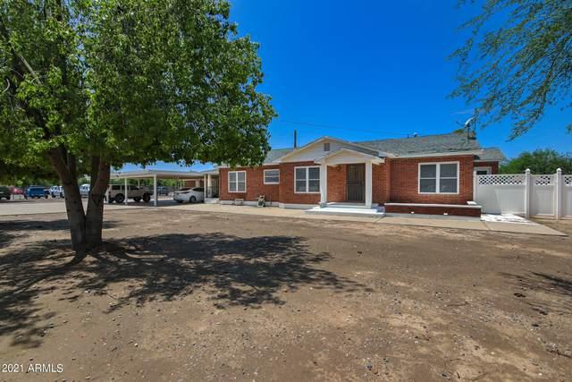 21600 S Crismon Road, Queen Creek, AZ 85142 (MLS #6257005) :: Klaus Team Real Estate Solutions