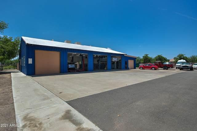 21616 S Crismon Road, Queen Creek, AZ 85142 (MLS #6257018) :: Yost Realty Group at RE/MAX Casa Grande