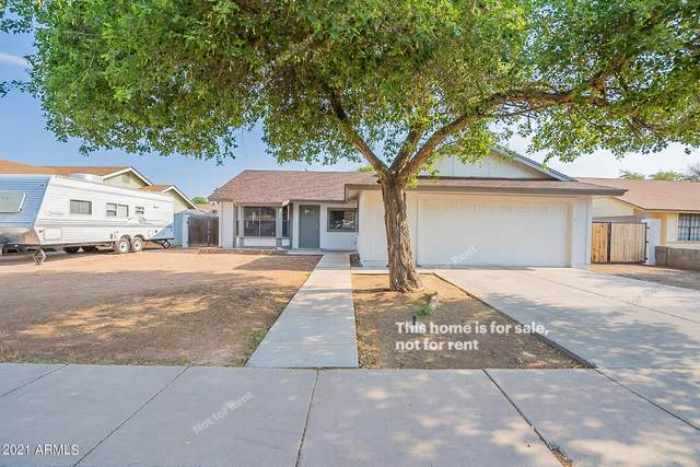 247 W Stanford Avenue, Gilbert, AZ 85233 (MLS #6257034) :: Devor Real Estate Associates