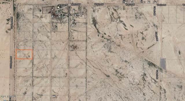 0 N Baseball Estates Street, Casa Grande, AZ 85193 (MLS #6257056) :: The Newman Team