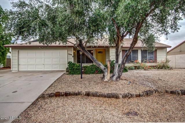 746 E Huber Street, Mesa, AZ 85203 (MLS #6257077) :: Yost Realty Group at RE/MAX Casa Grande