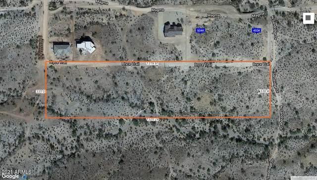 0 Bryce Trail, San Tan Valley, AZ 85142 (MLS #6257119) :: Yost Realty Group at RE/MAX Casa Grande
