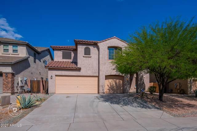 3407 N 301ST Drive, Buckeye, AZ 85396 (MLS #6257191) :: Klaus Team Real Estate Solutions