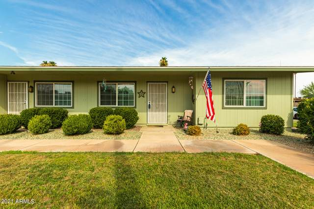10872 W Santa Fe Drive, Sun City, AZ 85351 (MLS #6257210) :: The Dobbins Team