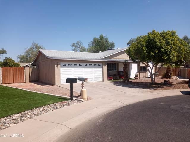 2756 W Junquillo Circle, Mesa, AZ 85202 (MLS #6257241) :: Maison DeBlanc Real Estate