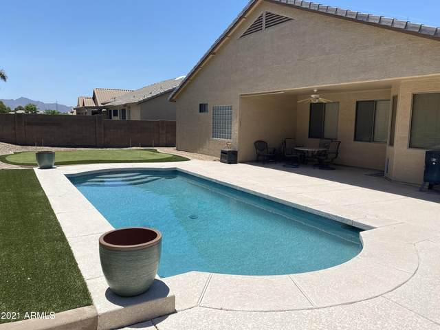 609 S 119th Avenue, Avondale, AZ 85323 (MLS #6257242) :: Klaus Team Real Estate Solutions