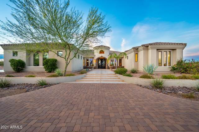 14310 E Lowden Court, Scottsdale, AZ 85262 (MLS #6257277) :: Scott Gaertner Group