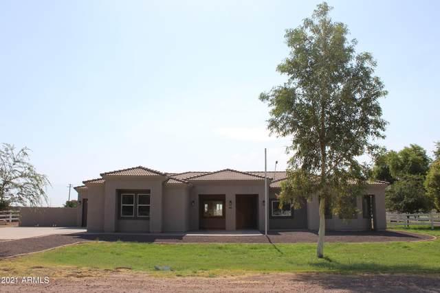 6017 S 195TH Drive, Buckeye, AZ 85326 (MLS #6257364) :: Executive Realty Advisors