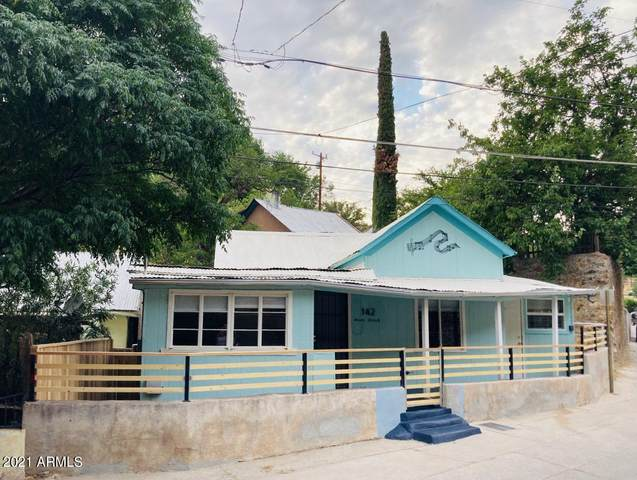 142 Brewery Avenue, Bisbee, AZ 85603 (MLS #6257369) :: Yost Realty Group at RE/MAX Casa Grande