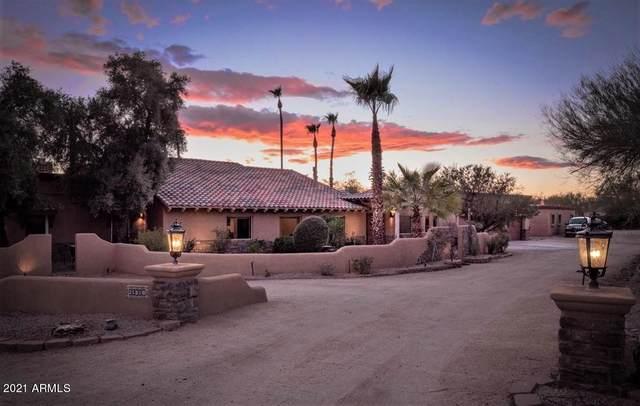 21810 N Calle Royale, Scottsdale, AZ 85255 (MLS #6257381) :: Elite Home Advisors