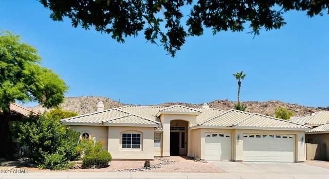 2564 E Amberwood Drive, Phoenix, AZ 85048 (MLS #6257415) :: Yost Realty Group at RE/MAX Casa Grande