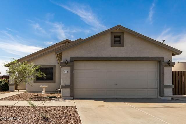 664 E Arizona Avenue, Buckeye, AZ 85326 (MLS #6257517) :: Yost Realty Group at RE/MAX Casa Grande