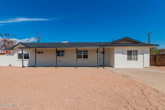 5809 N 63RD Avenue, Glendale, AZ 85301 (MLS #6257565) :: Yost Realty Group at RE/MAX Casa Grande