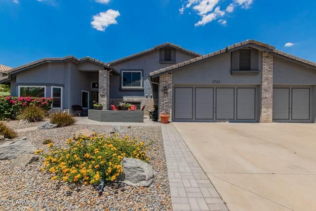 2742 W Ironwood Drive, Chandler, AZ 85224 (MLS #6257567) :: Yost Realty Group at RE/MAX Casa Grande