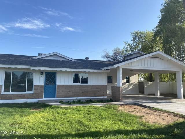 743 W Ivanhoe Street, Chandler, AZ 85225 (MLS #6257580) :: Kepple Real Estate Group