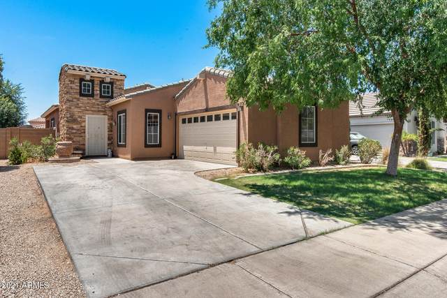 14855 W Shaw Butte Drive, Surprise, AZ 85379 (MLS #6257609) :: CANAM Realty Group