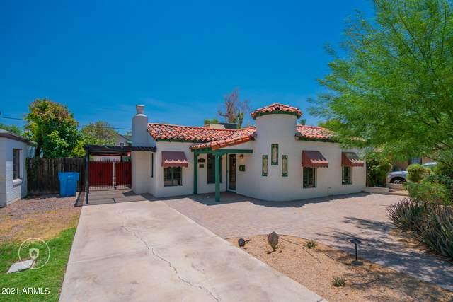 337 W Lewis Avenue, Phoenix, AZ 85003 (MLS #6257657) :: Yost Realty Group at RE/MAX Casa Grande