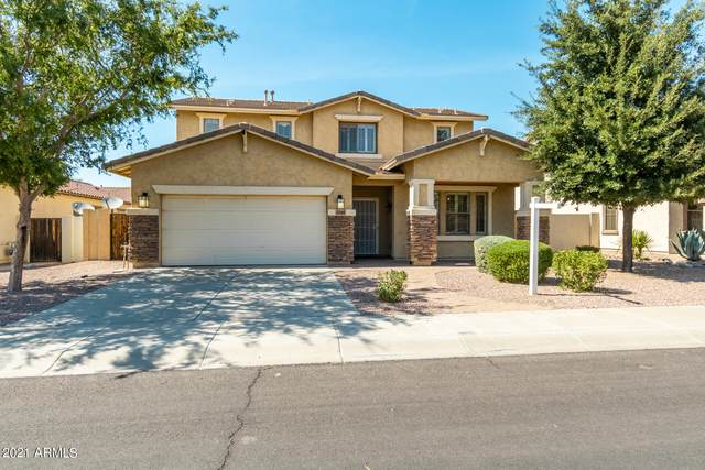3748 E Andre Avenue, Gilbert, AZ 85298 (MLS #6257677) :: Openshaw Real Estate Group in partnership with The Jesse Herfel Real Estate Group