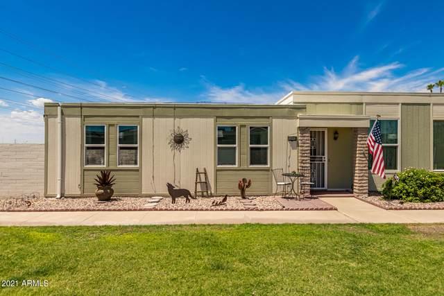 14092 N Newcastle Drive, Sun City, AZ 85351 (MLS #6257690) :: Dave Fernandez Team | HomeSmart