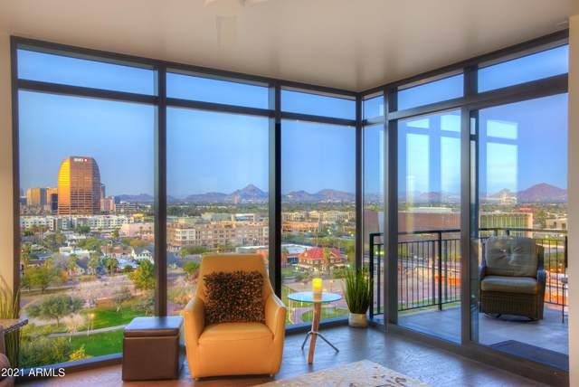 200 W Portland Street #1222, Phoenix, AZ 85003 (MLS #6257724) :: The Carin Nguyen Team