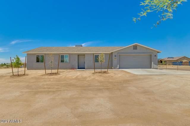 12728 S 207TH Lane, Buckeye, AZ 85326 (MLS #6257772) :: Kepple Real Estate Group
