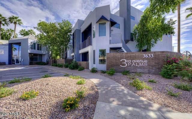 3633 N 3RD Avenue #1059, Phoenix, AZ 85013 (MLS #6257814) :: Yost Realty Group at RE/MAX Casa Grande
