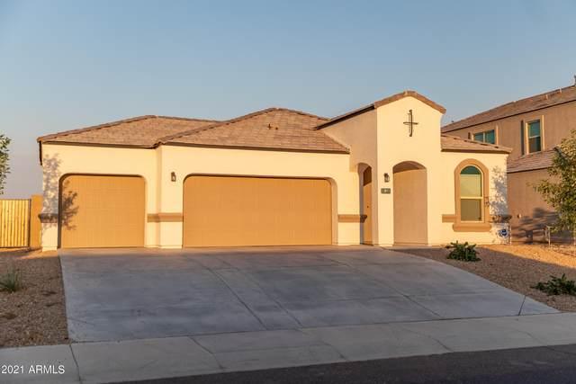 3911 N 306th Lane, Buckeye, AZ 85396 (MLS #6257823) :: Yost Realty Group at RE/MAX Casa Grande