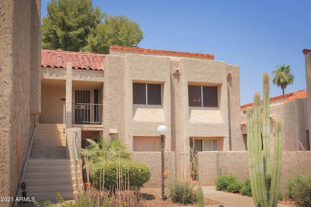 7405 N Via Camello Del Norte #134, Scottsdale, AZ 85258 (MLS #6257844) :: Jonny West Real Estate