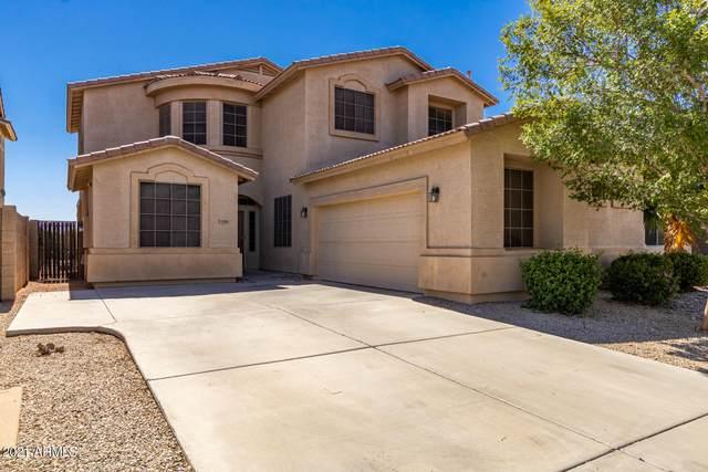 21293 N Sally Drive, Maricopa, AZ 85138 (MLS #6257860) :: Executive Realty Advisors