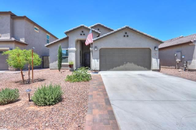 796 W Jardin Drive, Casa Grande, AZ 85122 (MLS #6257871) :: Executive Realty Advisors
