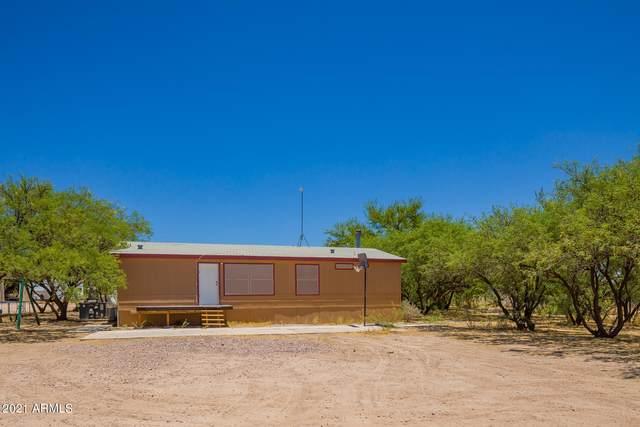 1130 E Morris Lane, Benson, AZ 85602 (MLS #6257884) :: The Copa Team | The Maricopa Real Estate Company