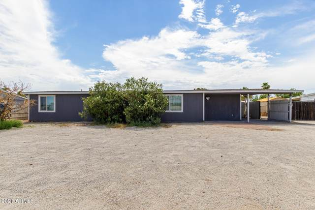 16040 N 71ST Avenue, Peoria, AZ 85382 (MLS #6257890) :: The Everest Team at eXp Realty