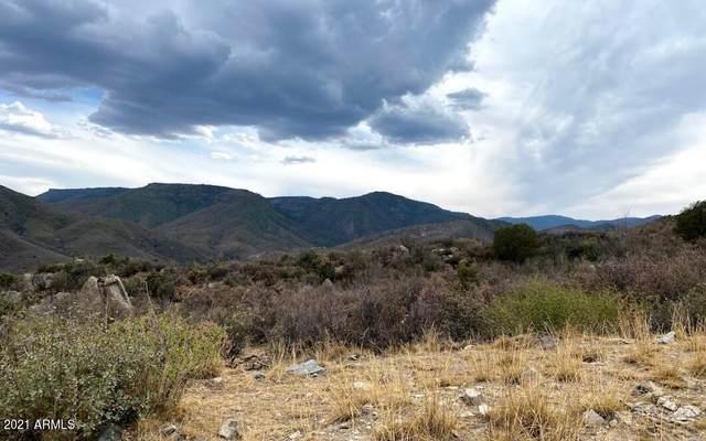 1 Hawk Mountain Trail, Mayer, AZ 86333 (MLS #6257893) :: Conway Real Estate