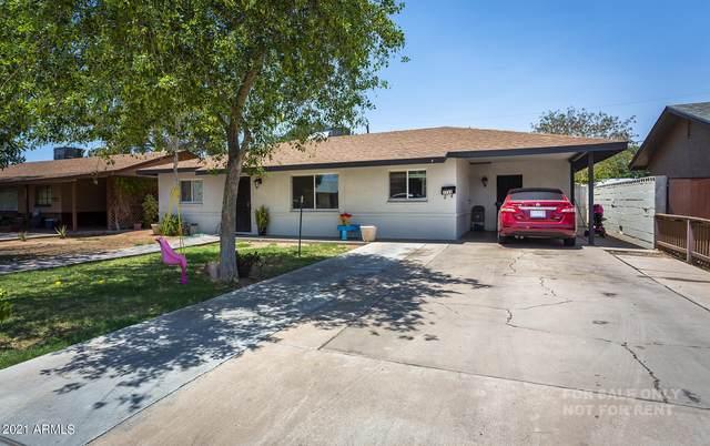 2226 N 28TH Place, Phoenix, AZ 85008 (MLS #6257976) :: Elite Home Advisors