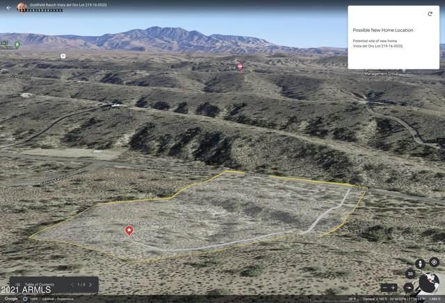 0 N Vista Del Oro, Fort McDowell, AZ 85264 (MLS #6258048) :: Klaus Team Real Estate Solutions