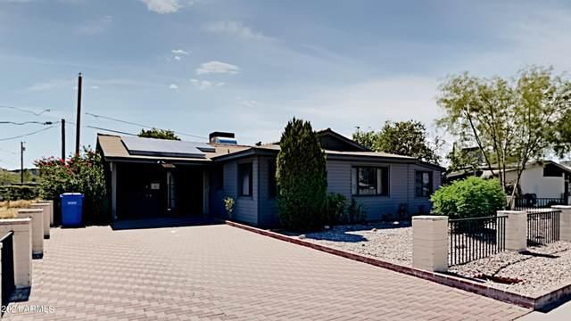 12230 N 23RD Street, Phoenix, AZ 85022 (MLS #6258061) :: Scott Gaertner Group
