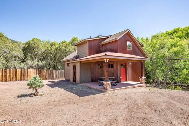 130 Old Town Court, Payson, AZ 85541 (MLS #6258098) :: Elite Home Advisors