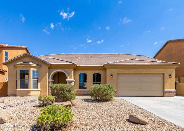 44162 W Palo Abeto Drive, Maricopa, AZ 85138 (MLS #6258151) :: Klaus Team Real Estate Solutions
