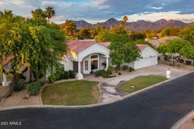 9628 E Laurel Lane, Scottsdale, AZ 85260 (MLS #6258179) :: The Laughton Team