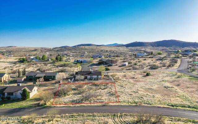 19817 E Prickly Pear Drive, Mayer, AZ 86333 (MLS #6258192) :: Service First Realty