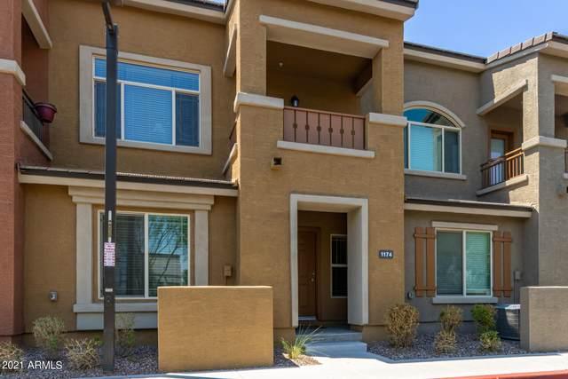 240 W Juniper Avenue #1174, Gilbert, AZ 85233 (MLS #6258209) :: Devor Real Estate Associates