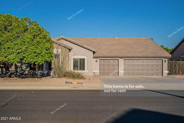 2830 N Ricardo, Mesa, AZ 85215 (MLS #6258233) :: Yost Realty Group at RE/MAX Casa Grande