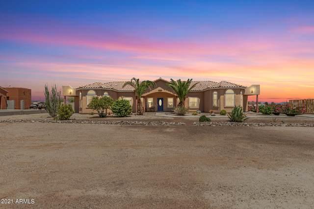 10121 N Burris Road, Casa Grande, AZ 85122 (MLS #6258296) :: Yost Realty Group at RE/MAX Casa Grande