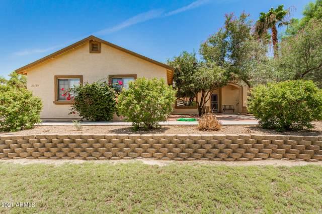 21519 W Watkins Street, Buckeye, AZ 85326 (MLS #6258300) :: Yost Realty Group at RE/MAX Casa Grande