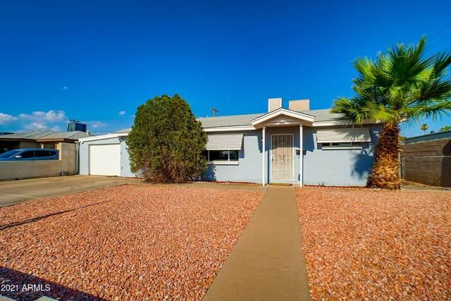8723 N 28TH Avenue, Phoenix, AZ 85051 (MLS #6258330) :: Keller Williams Realty Phoenix